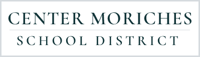 Center Moriches School District Logo on the Footer